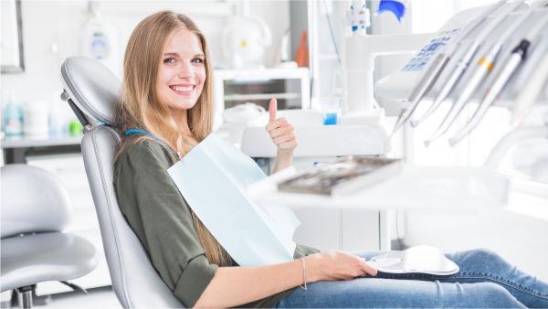 Com que frequência devo ir ao Dentista?